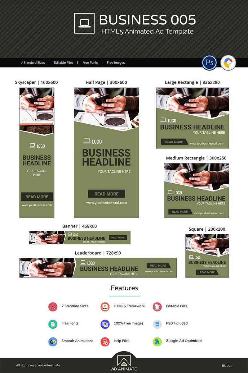 Animated Banners With Regard To Animated Banner Template