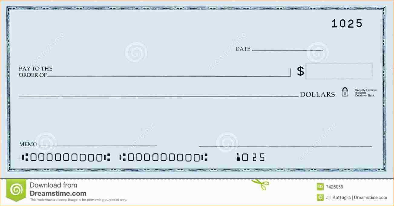 Fake Cheque Template - Milas.westernscandinavia Pertaining To Fun Blank Cheque Template
