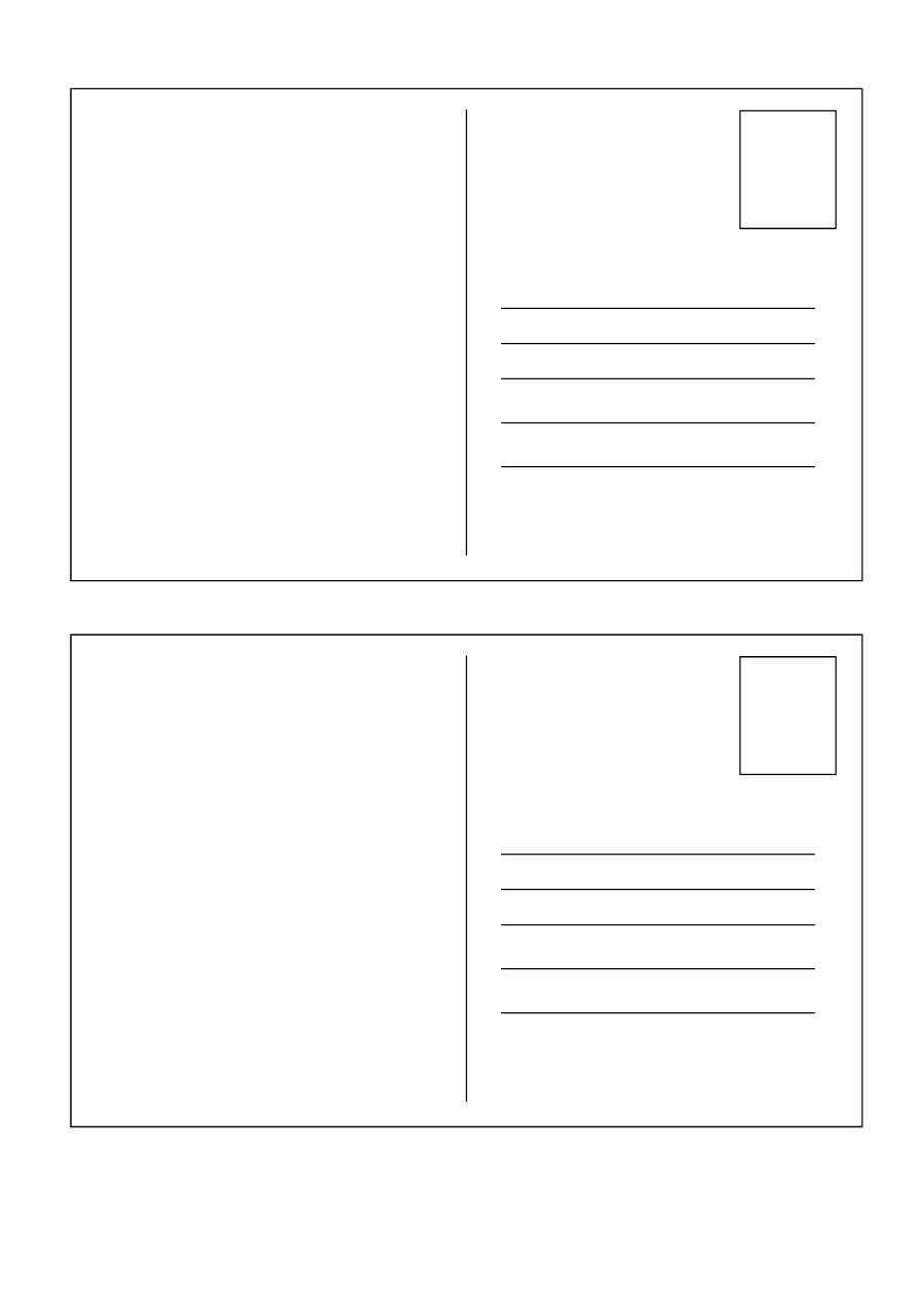 Postcard Template Word Free - Milas.westernscandinavia Inside Free Blank Postcard Template For Word